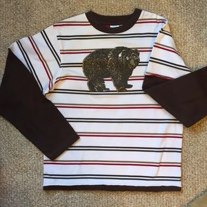 Long Sleeve Tee by Gymboree